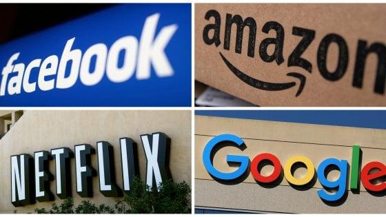 Amazon e Google, le trimestrali deludono Wall Street
