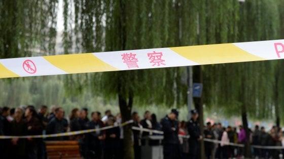 Cina, donna accoltella 14 bambini in un asilo