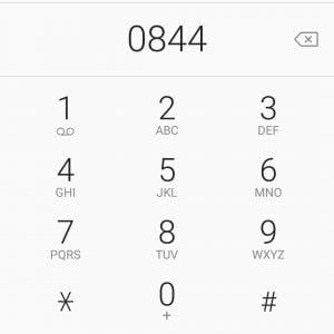 Telefonate commerciali, arriva il prefisso 0844 per riconoscerle