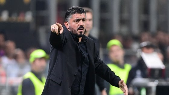 Milan, Gattuso sempre più a rischio. Tra Conte e Donadoni spunta l'idea Wenger