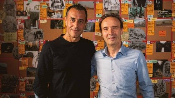 Film Pinocchio, Roberto Benigni sarà Geppetto