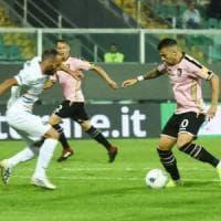 Palermo-Venezia 1-1, Struna salva i rosanero al 90'