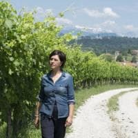 La pioniera del vino biologico: da Reggio Calabria al confine con la Slovenia