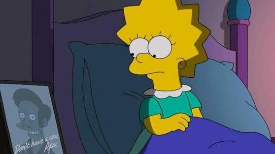 """Simpson, ancora problemi con Apu: """"Il personaggio verrà eliminato"""""""