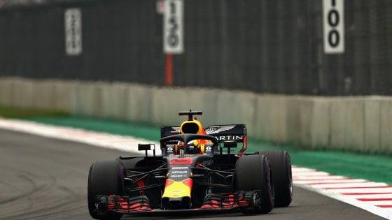 Gp Messico: pole di Ricciardo. Hamilton e Vettel in seconda fila