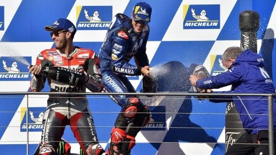 MotoGp, in Australia vince Vinales. Iannone secondo, Dovizioso terzo