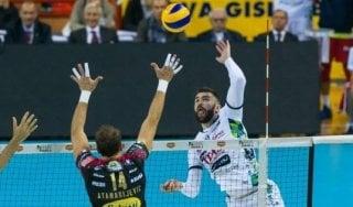 Volley, Superlega: Perugia e Civitanova non sbagliano, Modena sbanca Ravenna
