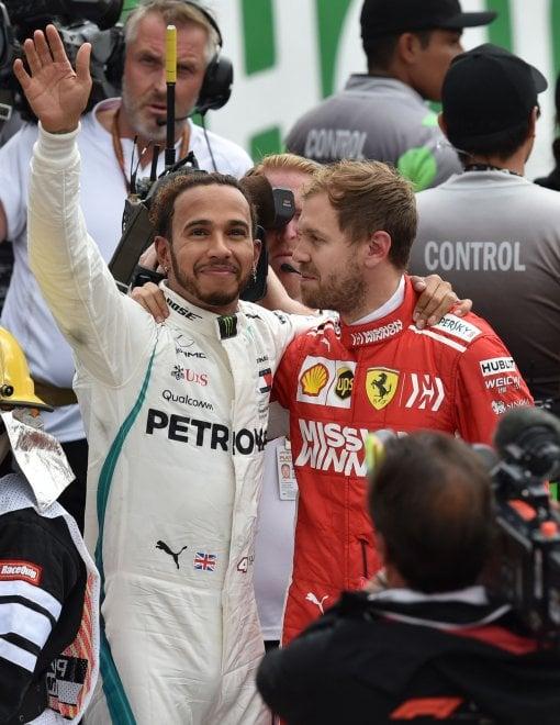 Formula Uno, Lewis Hamilton quinto trionfo: eguaglia Fangio