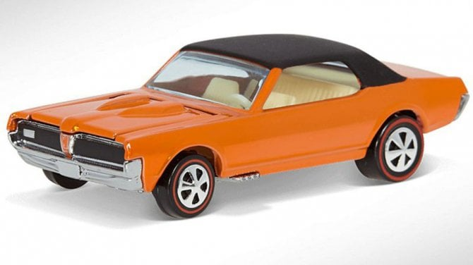 La piccola concessionaria di sogni Hot Wheels del 1968
