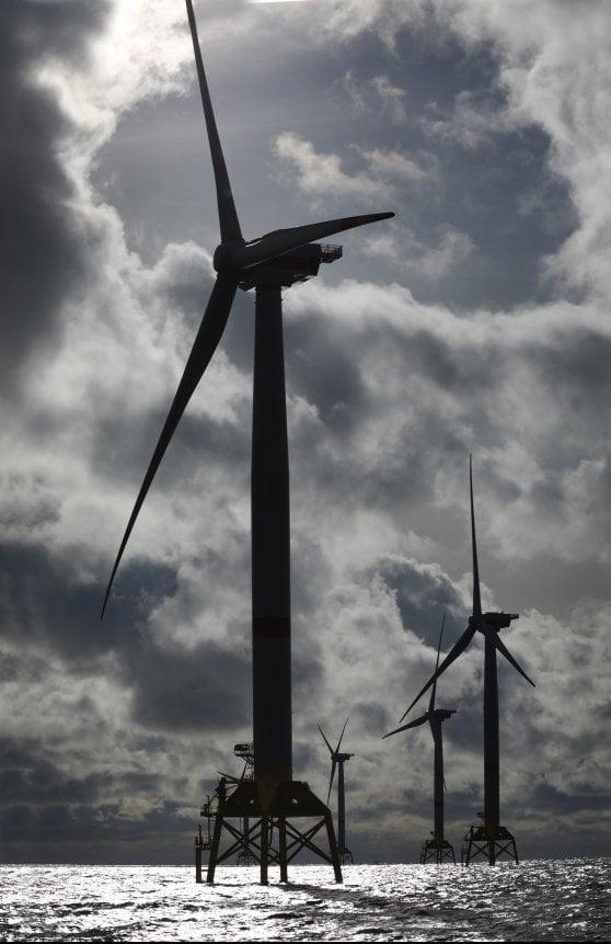 Nasce sul Baltico l'impianto eolico offshore dei record