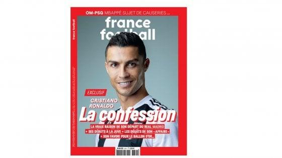 Cristiano Ronaldo: ''Alla Juve perché mi ha voluto davvero. Accuse stupro? La verità verrà a galla''