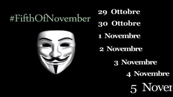 Anonymous Italia contro il governo: le università nel mirino degli hacker