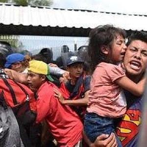 Messico, la carovana migrante si trasforma in un esodo di massa