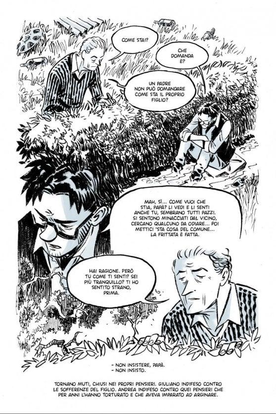 'Andrea', il nuovo graphic novel firmato Lo Stato Sociale