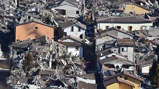 Così l'acqua è cambiata prima del sisma di Amatrice