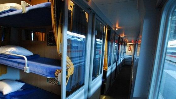 Monaco, Vienna, Salisburgo, Parigi: raggiungerle in treno, di notte