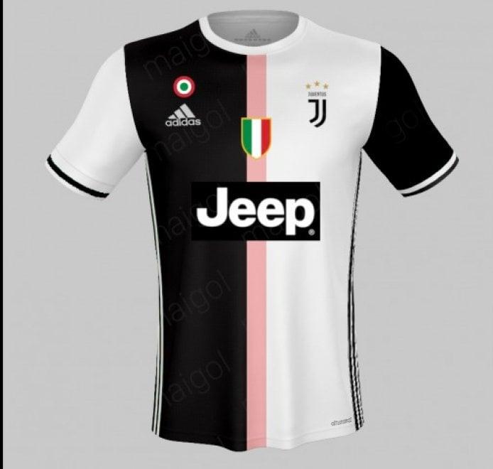 Juventus, le maglie della prossima stagione senza le storiche strisce?