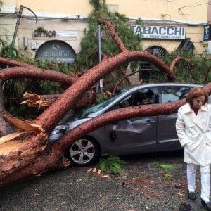 Maltempo, le storie delle 13 vittime della furia di vento e pioggia