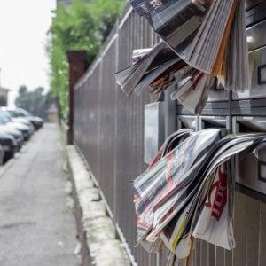 Marketing vecchio stile: i vecchi volantini resistono all'ondata del web