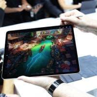 Apple, ecco l'iPad Pro: a tutto schermo