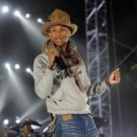 Pharrell Williams contro Trump:
