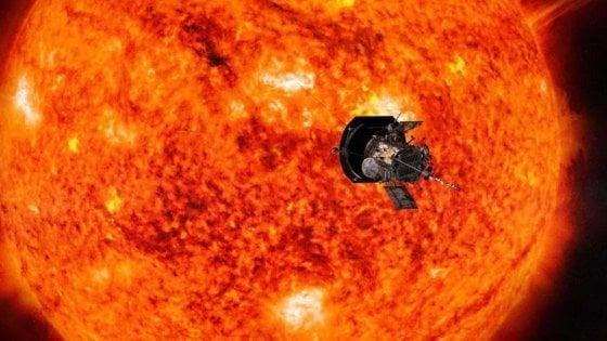 Sonda Parker, record di avvicinamento al Sole