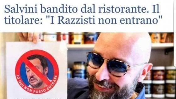 """Forza Italia, faida pro e contro Lega. Le card di Francesca Pascale: """"#MaiConSalvini"""""""