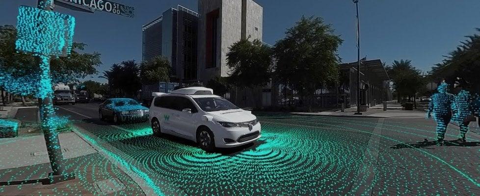Nessuno a bordo sulle Google car a guida autonoma, neanche il collaudatore