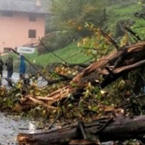 """È tornato il maltempo: cinque morti al Nord. Belluno, danni a rete idrica: """"Bollite l'acqua"""""""