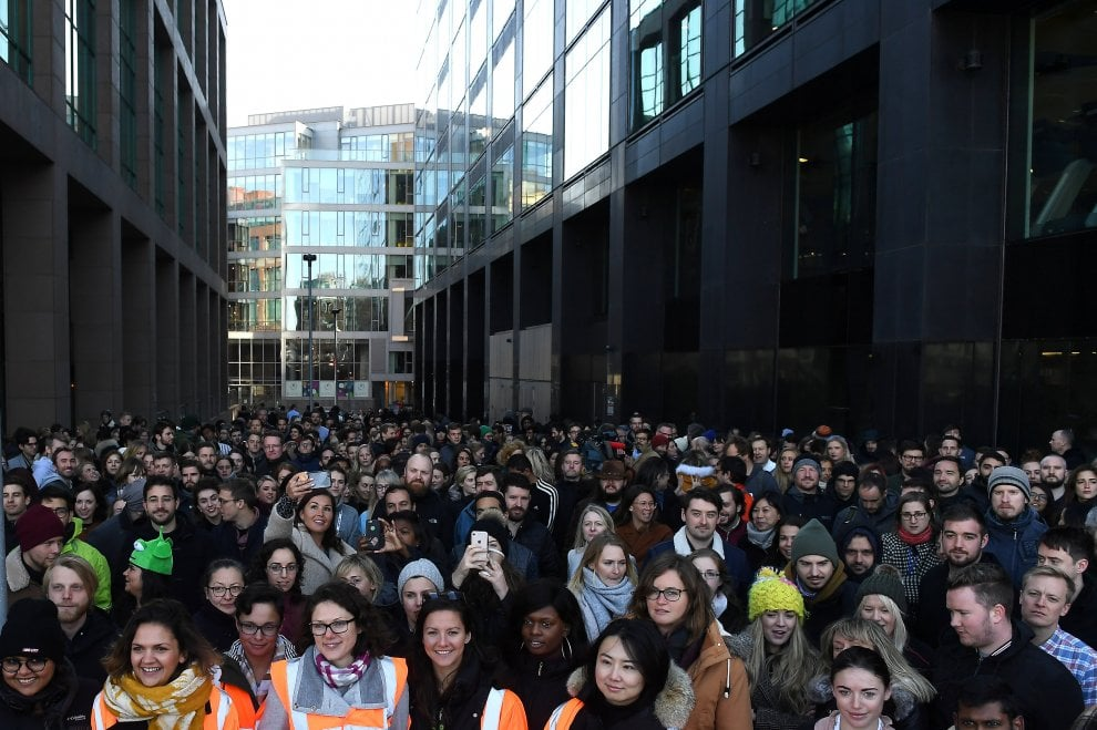 Molestie a Google: la marcia delle impiegate in tutto il mondo