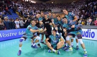 Volley, Superlega: Perugia domina Civitanova nel big match, Modena tiene il passo