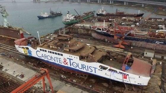 Ecco Elio, il primo traghetto che batte bandiera italiana a gas naturale liquefatto