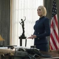 Finisce 'House of cards',