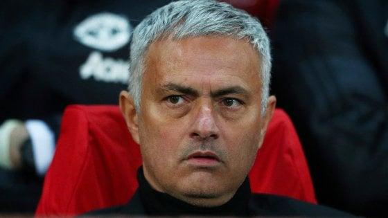 """Manchester United, Mourinho fissa una data: """"A fine dicembre saremo in una posizione migliore"""""""