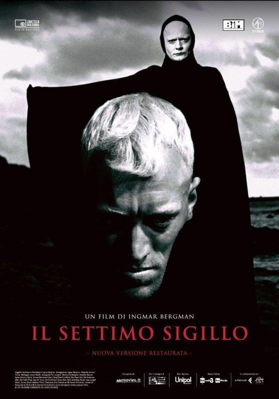 Giocare a scacchi con la morte, torna 'Il settimo sigillo' di Ingmar Bergman