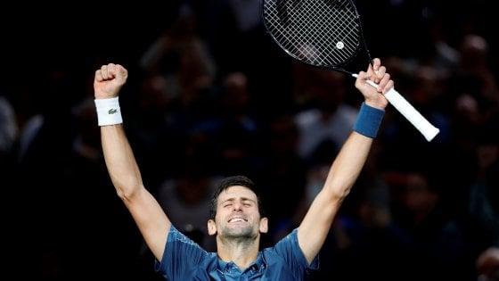 Tennis, Parigi; Djokovic e Federer volano in semifinale