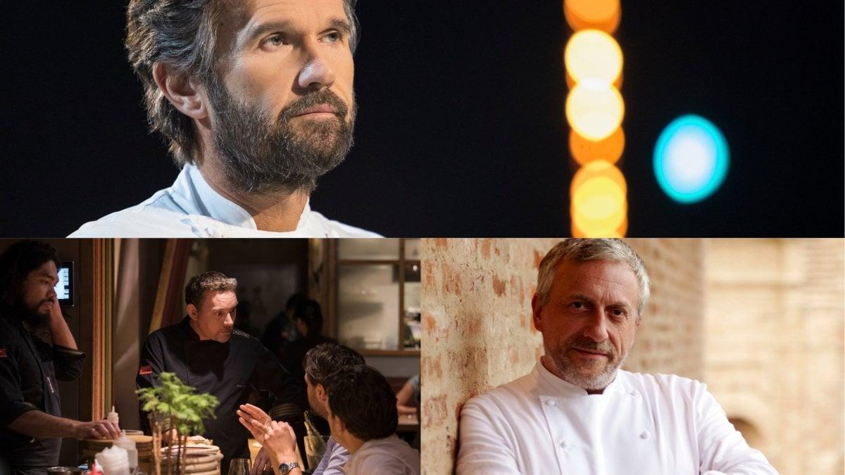 Programmi Tv Di Cucina Americani non solo masterchef, i grandi cuochi ormai vivono in tv. e