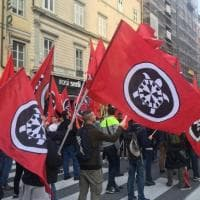 Trieste, in centro sfila CasaPound. Città blindata. Manifestano anche gli antifascisti