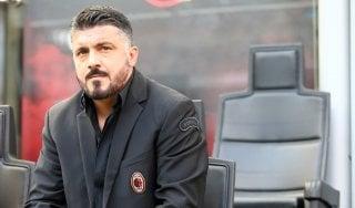 Milan, Gattuso: ''Niente sorrisi, dobbiamo battere il ferro''. Anche Montolivo a Udine