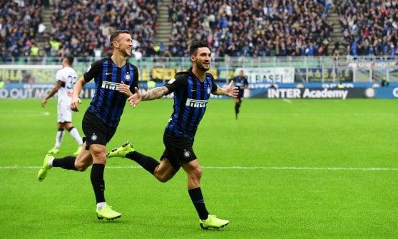 Inter-Genoa 5-0: show nerazzurro con Gagliardini, Politano, Joao Mario e Nainggolan