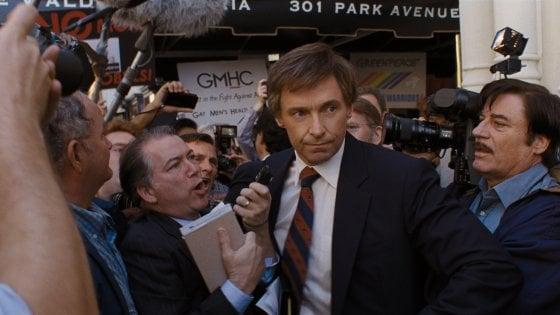 'The Front Runner'. Hugh Jackman è Gary Hart, la prima vittima del gossip politico