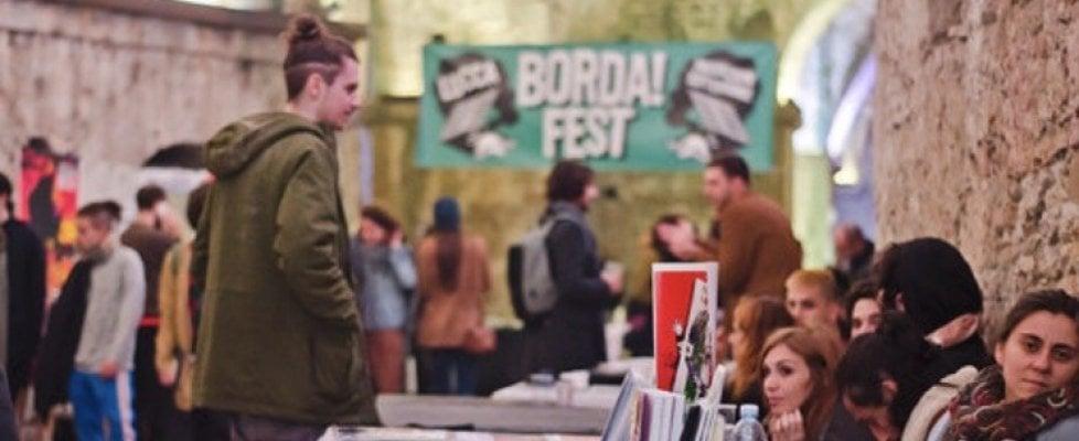 'Borda!Fest', il festival nel festival, a Lucca c'è anche il regno del fumetto indipendente