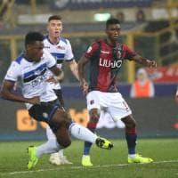 Bologna-Atalanta 1-2: Mancini e Zapata ribaltano gli emiliani