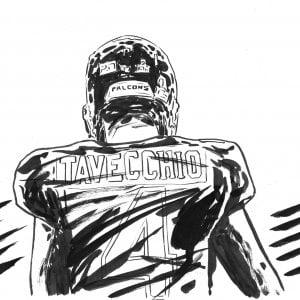 Nfl, Tavecchio perfetto: altri 8 punti e nuova vittoria dei Falcons
