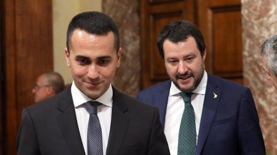 """Prescrizione, nuovo emendamento 5S: titolo diverso, contenuto identico. Salvini: """"No processi infiniti"""""""