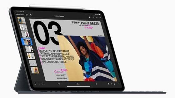 iPad Pro, Apple reinventa il tablet: un tuttoschermo potente e magnetico