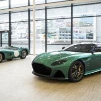 Aston Martin DBS '59
