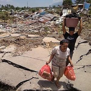 Indonesia, dopo il terremoto: oltre  70.000 persone devono riavviare la produzione alimentare a lungo termine