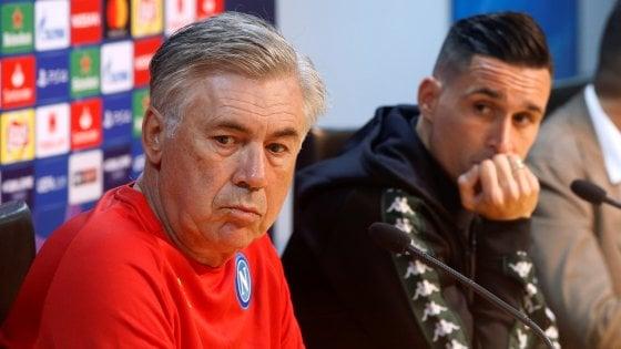 Napoli, Ancelotti: ''Psg forte, ma noi sappiamo cosa fare''