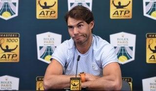Tennis, Nadal salta le Finals di Londra: dovrà operarsi alla caviglia